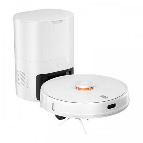 Робот пылесос с базой самоочистки Xiaomi (Youpin) Lydsto R1 - HD-STYTJ-W03, White
