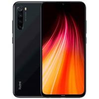 Смартфон Xiaomi Redmi Note 8 2021, 4.64Gb, черный
