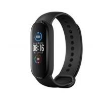Умный браслет Xiaomi Mi Band 5 NFC черный