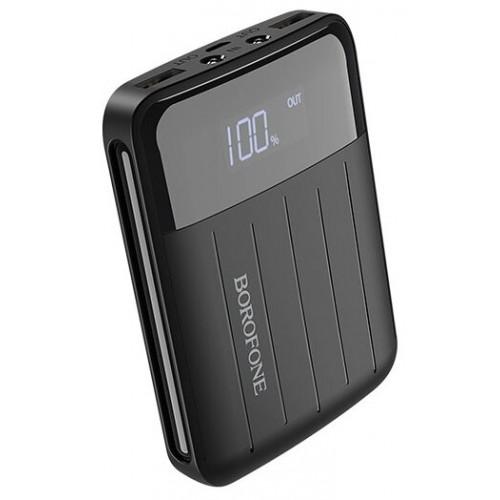 Дополнительный аккумулятор Power Bank Borofone BT21 10000 (mAh) черный