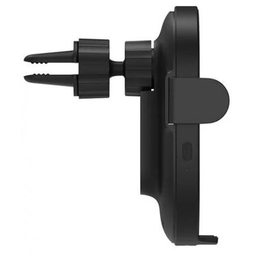 Автомобильный держатель с функцией беспроводной зарядки Xiaomi Wireless Car Charger 10W (WCJ03ZM, Черный)