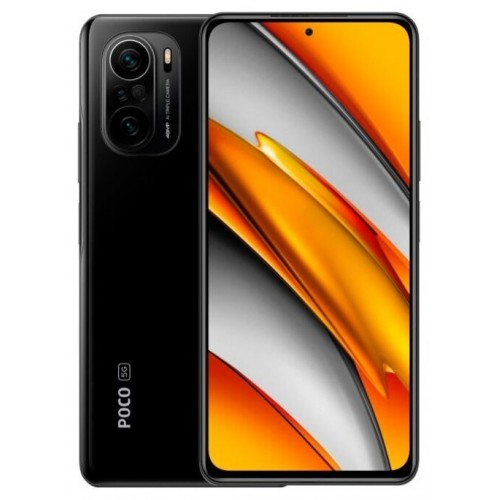 Смартфон Xiaomi Poco F3, 8.256Gb, Night Black