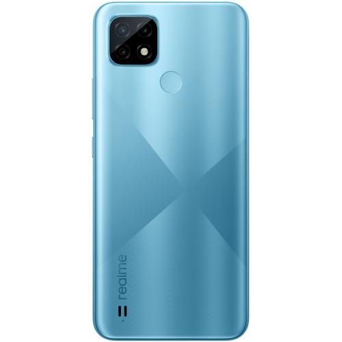 Realme C21, 4.64Gb, Blue
