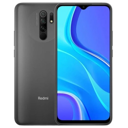 Xiaomi Redmi 9, 4.64GB, Carbon Gray (Global Rom)