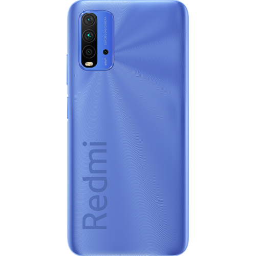 Смартфон Xiaomi Redmi 9T, 6/128Gb, Twilight Blue