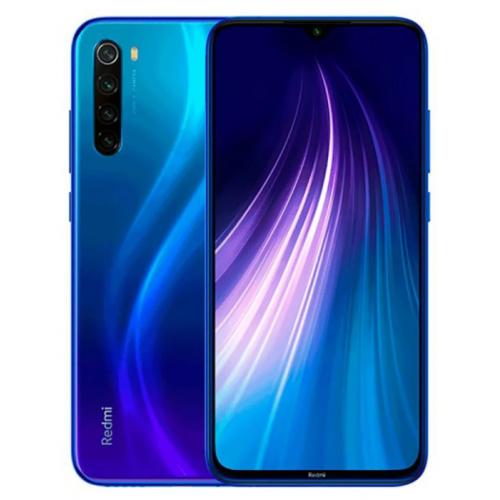 Смартфон Xiaomi Redmi Note 8 2021, 4/128GB, Neptune Blue