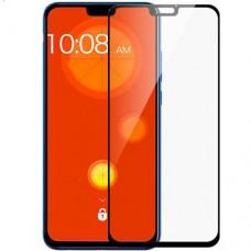 Защитное стекло 3D Huawei Honor 8X (чер)