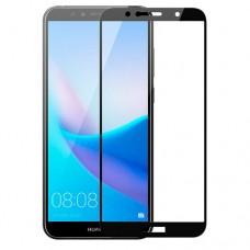 Защитное стекло 2D Huawei Honor 7C 0,3мм