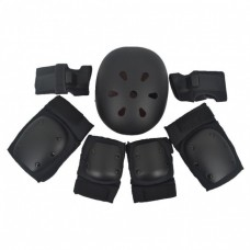Segway Protective Gear Kit Black