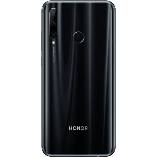 Honor 10i, 4.128GB, Полночный черный
