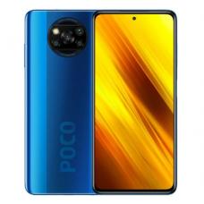 Смартфон Xiaomi Poco X3, 6/128Gb, Cobalt Blue