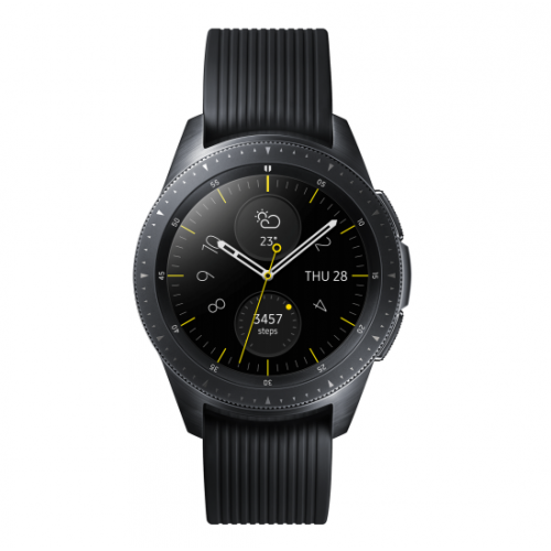 Samsung R810 Watch 42mm, Black