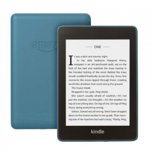 Amazon Kindle Paperwhite 2018 Wifi, 8GB, Twilight Blue