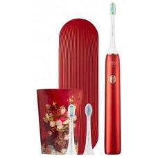 Электрическая зубная щетка Soocas X3U Van Gogh Museum Design красная