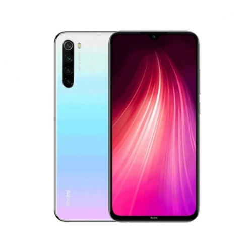 Xiaomi Redmi Note 8, 6.128GB, Moonlight White