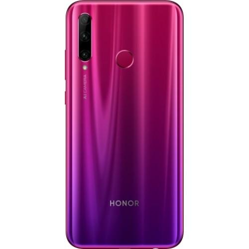 Honor 10i, 4.128GB, Мерцающий красный