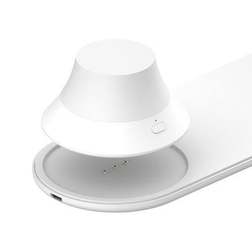 Беспроводное зарядное устройство с ночником Yeelight Wireless Charging Night Light - YLYD04YI
