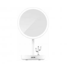 Зеркало косметическое настольное Xiaomi Lofree LED Beauty Mirror с подсветкой White (ME502)
