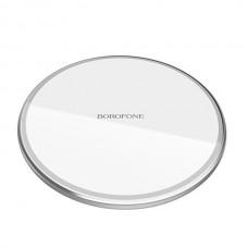 Беспроводное зарядное устройство Borofone BQ3 10W Белое