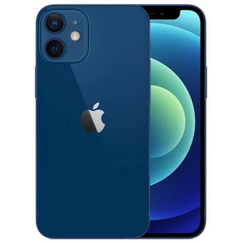 Apple iPhone 12 Mini, 128GB, Blue
