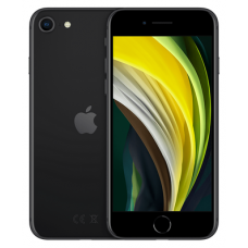 Смартфон Apple iPhone SE (2020) 128Gb Black (Slim Box US)