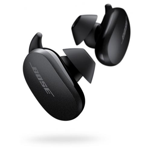 Беспроводные наушники Bose QuietComfort Earbuds Black