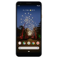 Смартфон Google Pixel 3A, 64Gb, Clearly White