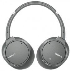Беспроводные наушники Sony WH-CH700N Серые