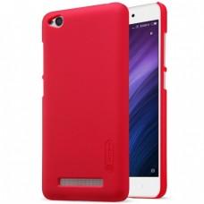 Nillkin Frosted Shield Накладка для Xiaomi Redmi 4a Red