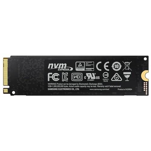 Твердотельный SSD накопитель Samsung 970 EVO Plus M.2 2TB (MZ-V7S2T0BW)