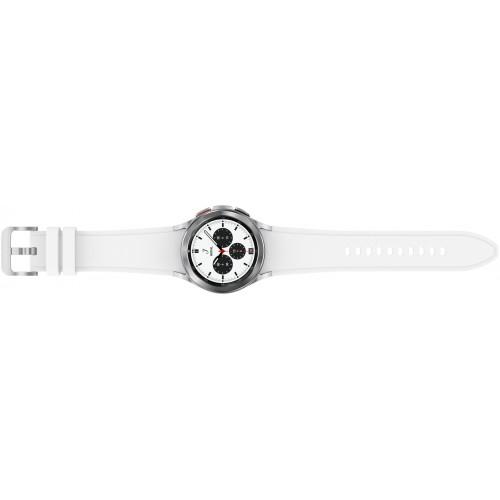 Умные часы Samsung Galaxy Watch 4 Classic Stainless Steel, 42mm, Silver
