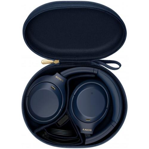 Беспроводные наушники Sony WH-1000XM4, Blue